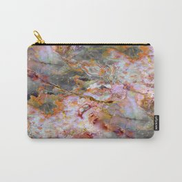 Rainbow Marble 1 Carry-All Pouch