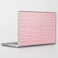 chic Laptop & iPad Skins featuring chic by VanyNany