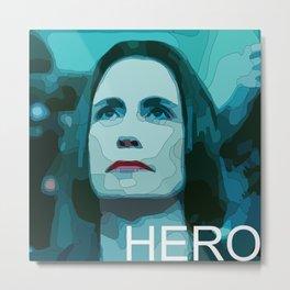 Hero: Fiona Hill American Diplomat Metal Print