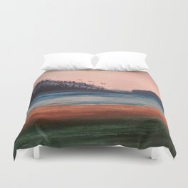 By the Sea Duvet Cover
