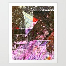Esquare Art Print