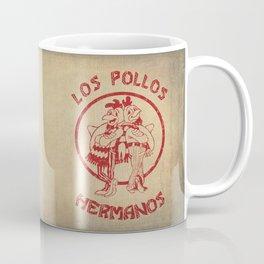 Los Pollos Hermanos vintage ( Breaking Bad ) Coffee Mug