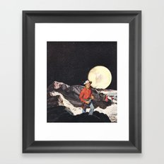 The Wild West Guide To The Galaxy #212 Framed Art Print