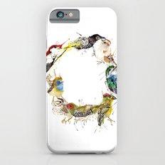 Endangered Wreath Slim Case iPhone 6s