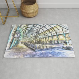 Covent Garden Sketch Rug