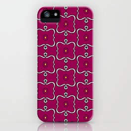 Electric Granny 01 iPhone Case