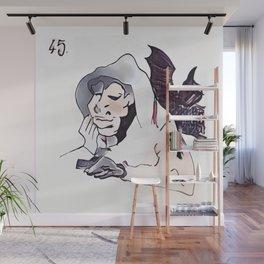 Los Caprichos ~ 45 ~ Plenty to Suck Wall Mural