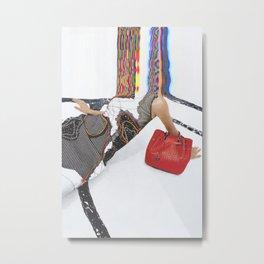 Bazaar #14 Metal Print