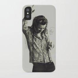 Harry Styles #1 iPhone Case