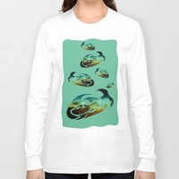 starfish Long Sleeve T-shirts featuring StarFish by 3Gaels Art