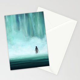 The First Gate Stationery Cards