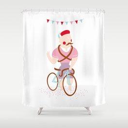Il Giro Shower Curtain