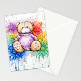 Teddy bear Stationery Cards