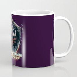 Yeah she sees my Hyrulin' - 80's Legend of Zelda Shield Coffee Mug