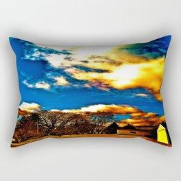 Country Day  Rectangular Pillow
