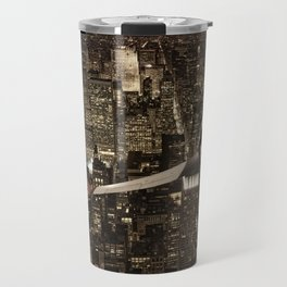 Fly me to New York Travel Mug