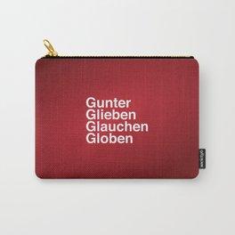 Gunter Glieben Glauchen Globen Carry-All Pouch