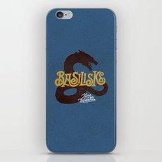Basilisks iPhone & iPod Skin