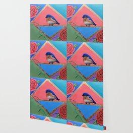 Color Block Beauty Wallpaper