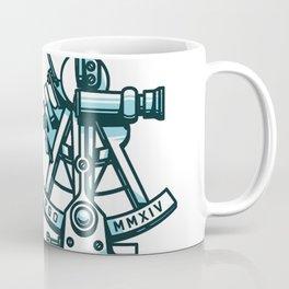 Argonaut Sextant Coffee Mug