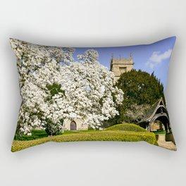 Magnificent Magnolia Rectangular Pillow