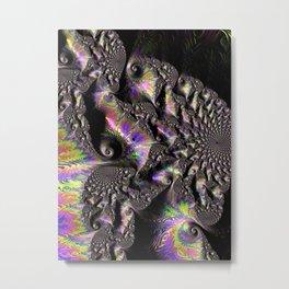 Foreverness Of Fractals 06 Metal Print