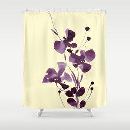 Organic Impressions 334zq by Kathy Morton Stanion Shower Curtain