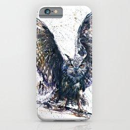Owl 3 iPhone Case
