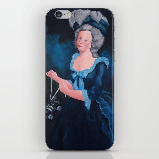 Marie Antoinette, Roller Girl iPhone & iPod Skin