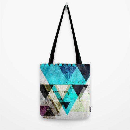 Graphic 4 Tote Bag