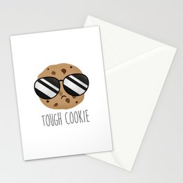 Tough Cookie Stationery Cards