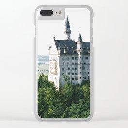 Neuschwanstein IV Clear iPhone Case