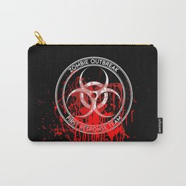 Zombie Outbreak First Response Team Carry-All Pouch