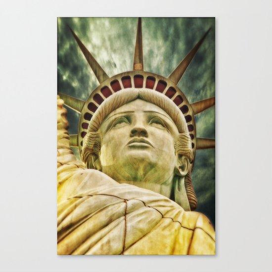 Statue of Liberty 4 Canvas Print