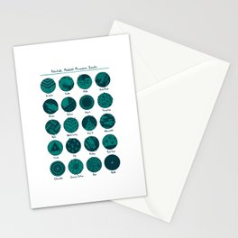 Potentially Mislabeled Microcosmos Samples Stationery Cards