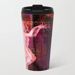 Alice Dancing Darkly (edit7) Travel Mug