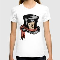 mad hatter T-shirts featuring Mad Hatter by Countmoopula