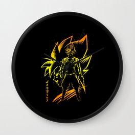 Super Goku Wall Clock