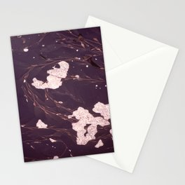 CALIFORNIA POINT LOBOS RESERVE NARA 543194 Stationery Cards