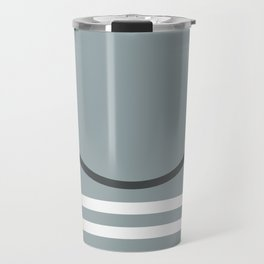 Geometric Form No.10 Travel Mug