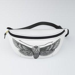 Moth Fanny Pack