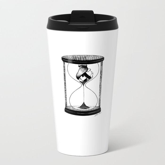 Our Time Metal Travel Mug