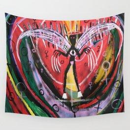 Demonangel Wall Tapestry
