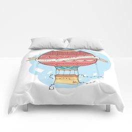 Air balloon Comforters