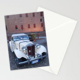 MG CARS Stationery Cards