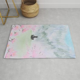 Resting Place  Rug