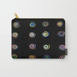 Pinwheels (Glass Series) Carry-All Pouch