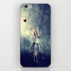 Forever chasing love iPhone & iPod Skin