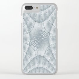 Vibrating Water Clear iPhone Case