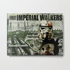 Imperial Walking Dead Metal Print